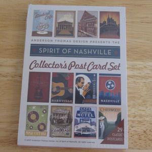 Other - Spirit of Nashville-Collector's Post Card Set